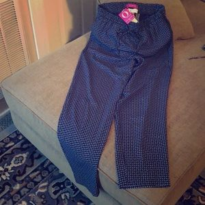 Talbots Oprah Collection classic flowing pant sm